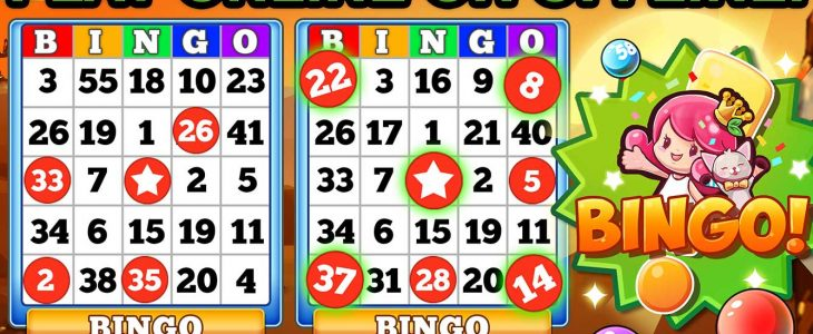 Will Every Thing Rely On Good Luck Throughout Online Bingo Casino Real Money
